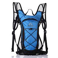 Kerékpáros táska 15LTúrázó napi csomag / Hidratáló táska és ivótasak Gyors szárítás / Viselhető / Légáteresztő Kerékpáros táska420 D