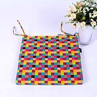 LILY® Simple Cloth Washable Square Sponge Cushion Cotton 4 cm Thick 40*40cm Chair Cushion