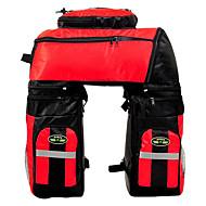 FJQXZ® Fahrradtasche 70LFahrrad Kofferraum Tasche/Fahrradtasche / Rucksackzubehör Wasserdicht / Schnell abtrocknend / 3 in 1Tasche für
