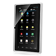 iRulu 7 אינץ' Android 4.2 Tablet (Dual Core 800*480 512MB + 8GB)