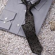 Visita floral Corbatas de seda EFANCY ® Hombres
