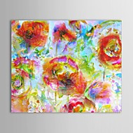 IARTS®Hand Painted Oil Painting Floral Blanket Flower with Stretched Frame