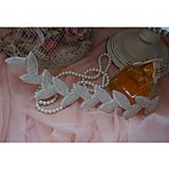 Serre-tête/Fleurs Casque Mariage/Occasion spéciale Strass Femme Mariage/Occasion spéciale