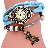 AIHAO Sowa Decaretion Watch (niebieski)