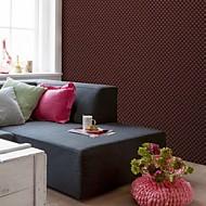 Hedendaagse Stripe PVC Wallpaper