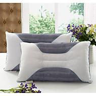 Shuian® Comfortert Fill Cassia Seed No Deformation Single Ventilation Home Children Neck Protecting Pillow