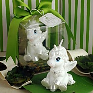 Baby Shower Licorne bougie