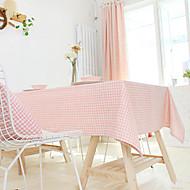 """Table Cloth Grilles nouveauté rose, Tissu 51.1 """"* 15.7"""""""