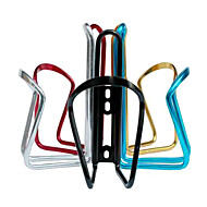 Moto Gaiolas da garrafa de água Ciclismo/Moto Vermelho / Preta / Azul / Amarelo / Roxa / argênteo liga de alumínioAcacia