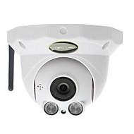 Camera SunEyes SP-P702W sem fio Dome IP (Áudio Bidirecional, TF Slot, ONVIF, detecção de movimento, Night Vision 50M)