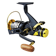 Spinning Reel / Fishing Reel / Carp Fishing Reel 5.2:1 10 Ball Bearings Spinning ReelsSea Fishing / Bait Casting / Spinning / Freshwater