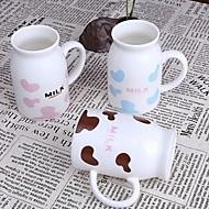 Creative Lovely Milk Cup Mark Cup (250 ml)