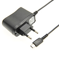 AC Power Adapter for Nintendo DSi, 3DS and DSi XL (EU, Black)