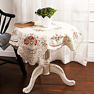 Beige Carré Nappes de table
