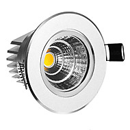 5 W COB 50-350 LM Cool White Dimmable Ceiling Lights AC 220-240 V