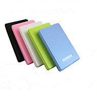 "Latest Freeshing USB 2.0 2.5"" HDD Enclosure External Storage Device 1tb HDD Case 5 Colors Available KC-2525"