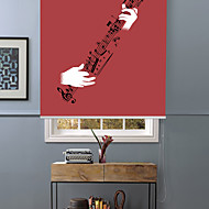 שמחה מופשטת של צל הרים גיטרה משחק