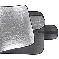 lebosh ™ Winter-und Sommer Verwendung Autosonnenschutz und Schneebedeckung (schwarz mattierte Oberfläche)
