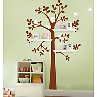 JiuBai™  Tree and birds Art Home Decoration Wall Sticker Wall Decal