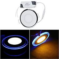 15 Panellamper (Warm White/Kølig hvid 1100 lm- AC 85-265