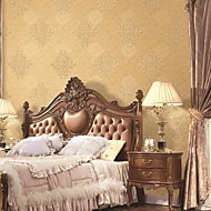 Wall Paper Wallcovering, Classical Pure Paper WallPaper