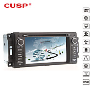 "CUSP® 6.2"" 2 Din Car DVD Player for 2007-2010 JEEP/COMMANDER/WRANGLER With Bluetooth,GPS,iPod,RDS,Can-Bus"
