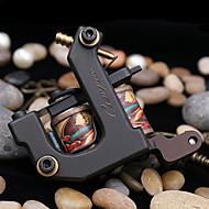 Shader Sanlucar מכונת קעקוע compass® 10 עוטף מסגרת פלדה