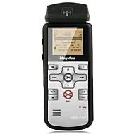 megafeis® F95 8gb professionel digital diktafon PCM mp3 g.729.a / dual core DSP / AGC / tidsstempel