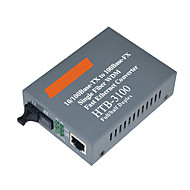 HHX HTB-3100 25 km modelo único fibra único transceiver óptico