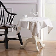 5 Lin Carré Nappes de table / Serviettes