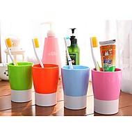 многофункциональный конфеты цвет зубной щетки чашки (случайный цвет)