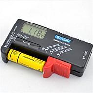 11 * 5,9 * 2,5 cm-es mérő különböző modellek aAz akkumulátor a többfunkciós akkumulátor teszter