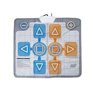 מחצלת החלקת צד 2 ריקודי כרית לקונסולת משחקי NGC GameCube Wii של נינטנדו