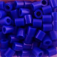 ca. 500 stuks / zak 5mm blauwe zekering kralen hama kralen diy puzzel eva materiaal safty voor kinderen ambachtelijke