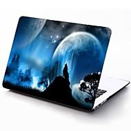 vild varg designen hela kroppen skyddande plastväska för 11-tums / 13-tums nya iPad