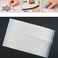 10st wit strijken papier voor zekering kralen hama kralen diy puzzel safty voor kinderen ambachtelijke (23x19x0.1cm)