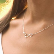 Ladies'/Women's Alloy Necklace Wedding/Gift/Party/Daily/Causal/Outdoor Non Stone