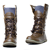 Women's Shoes Fashion Boots Flat Heel Mid-Calf Boots More Colors available