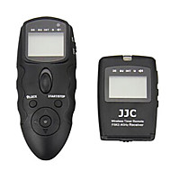 JJC Wireless Timing Fernbedienung TC-80N3 für Canon 5D 6d 7d 5d2 5d3 1dx 1ds