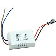 AC 85-265V to (1-3)x1W External LED Driver for Lamp Use With Case