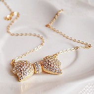 Collier Quotidien Strass Strass Unisexe
