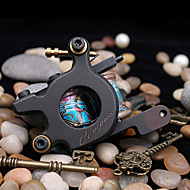 Compass® Tattoo Machine  Liner 8 Wraps Steel Frame