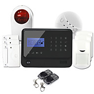 GS-G90E GSM Home Alarm System with IOS and Android APP