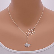 Ladies'/Women's Alloy Necklace Anniversary/Wedding/Birthday/Gift/Party/Daily/Special Occasion/Causal/Office & Career/Outdoor Non Stone