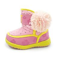 Rosa - Baby Sko - Udendørs / Hverdag - Stof - Støvler