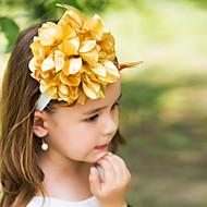 Women's/Flower Girl's Silk Headpiece - Wedding/Special Occasion Flowers