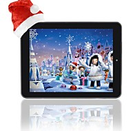"Megafeis 8"" inch IPS Screen Dual Core Dual Camera Android Cortex A9 Tablet PC(HDMI 1080P 8GB Wi-Fi 4000 mAh White+Black)"