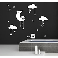 JiuBai® Lovely Bear In The Sky Wall Sticker Wall Decal