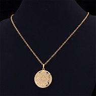New Vintage Photo Locket Pendant Floating Lockets 18K Real Gold Platinum Plated Necklace Jewelry Gift for Women