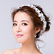 Blommor/Kransar Headpiece Dam Bröllop/Speciellt Tillfälle Legering/Cubic Zirconia Bröllop/Speciellt Tillfälle